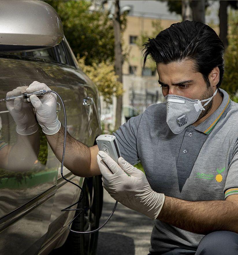 کارشناسی دیاگ و فنی خودرو