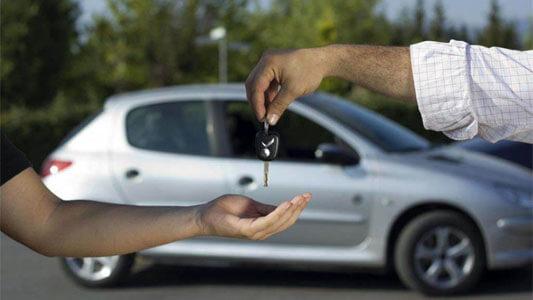 معاملهٔ امن و تنظیم قولنامه و فروش خودرو